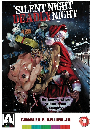 SILENT NIGHT DEADLY NIGHT (ARROW VIDEO)