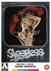 SLEEPLESS (ARROW VIDEO)