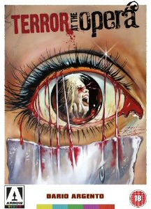 TERROR AT THE OPERA (ARROW VIDEO)
