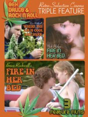 FIRE IN HER BED TRIPLE BILL