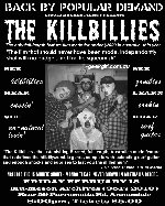 THE KILLBILLIES (VHS)