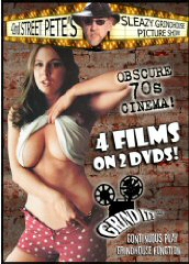 42ND STREET PETE'S SLEAZY GRINDHOUSE PICTURE SHOW