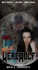 RAGE OF THE WEREWOLF (VHS)