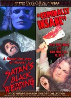 SATAN'S BLACK WEDDING/CRIMINALLY INSANE