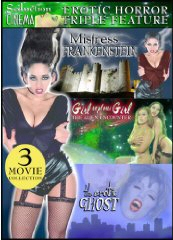SEDUCTION CINEMA EROTIC HORROR TRIPLE FEATURE