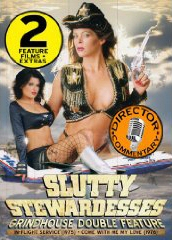 SLUTTY STEWARDESSES GRINDHOUSE DOUBLE FEATURE