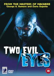 TWO EVIL EYES (AB UK)